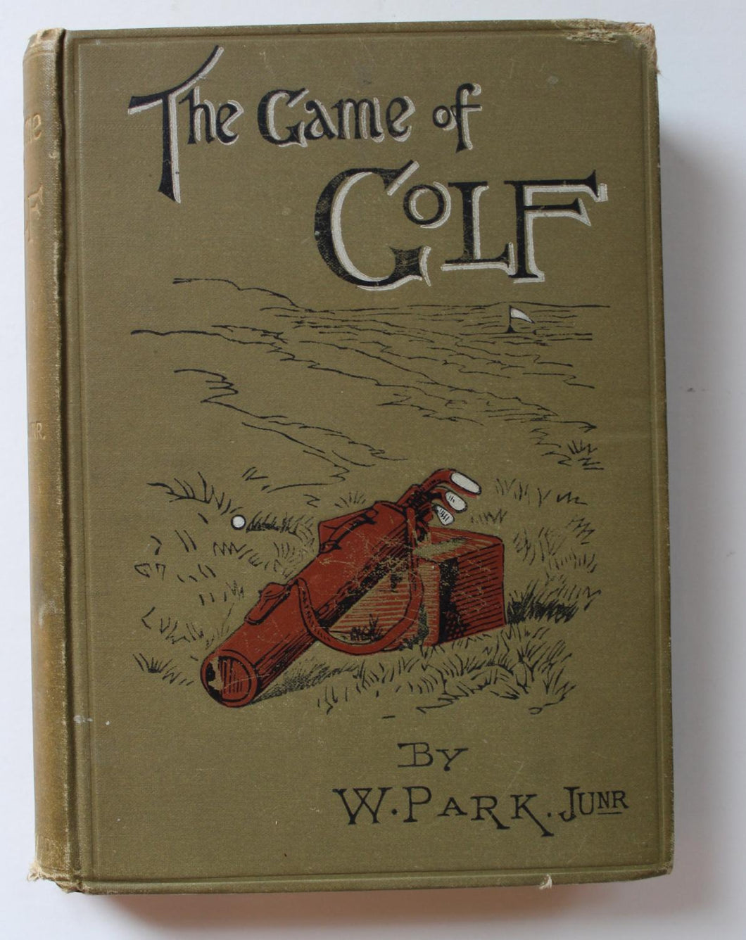 The Game of Golf by Willie Park, Jr.
