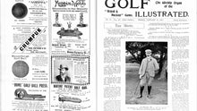 Load image into Gallery viewer, Golf Illustrated 1899-1914 (59 volumes in total)