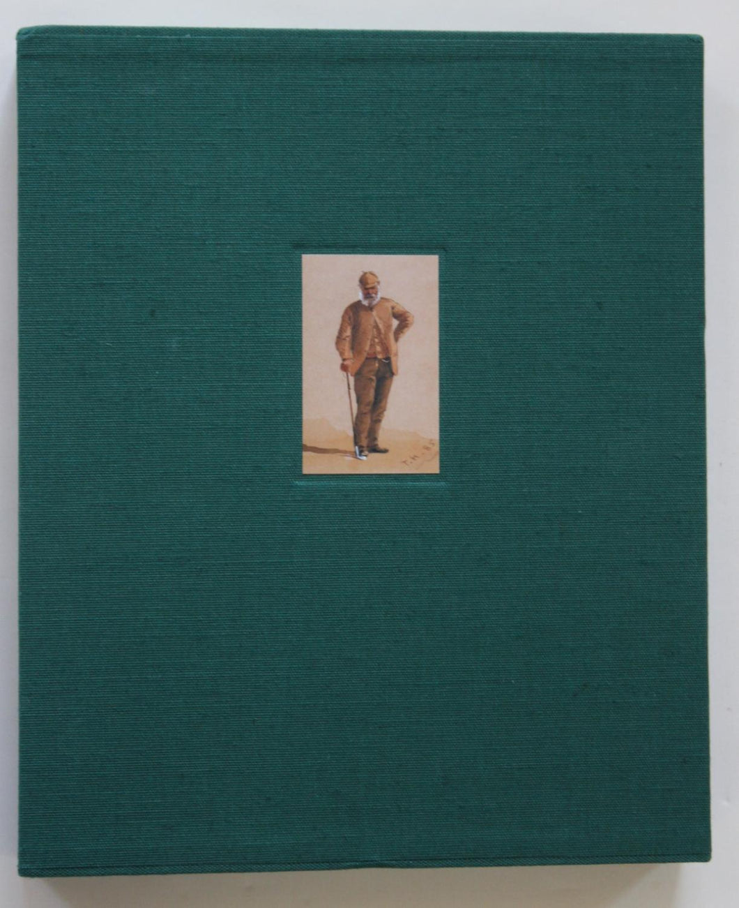 Tom Morris of St. Andrews The Colossus of Golf 1821-1908 - Keeper of the Green Limited Edition with slipcase