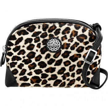 Ferrara Sauvage Large Hair-On Cross Body Pouch