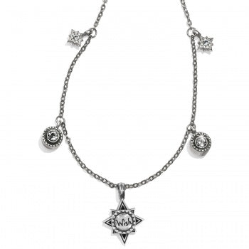 Halo Stargazer Short Necklace