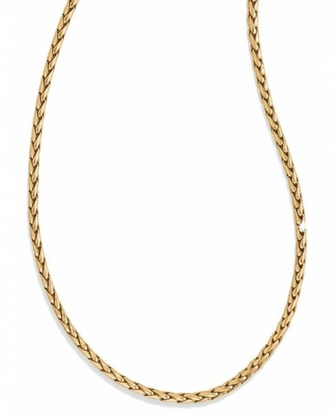ABC's Classic Short Necklace