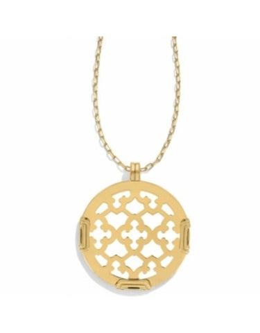 Christo Madrid Round Necklace