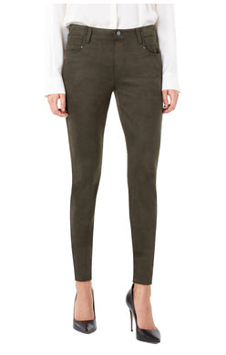Gia Glider Skinny Forest Moss