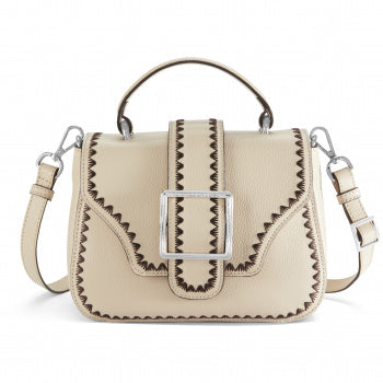 Stone Elliot Small Flap Handbag