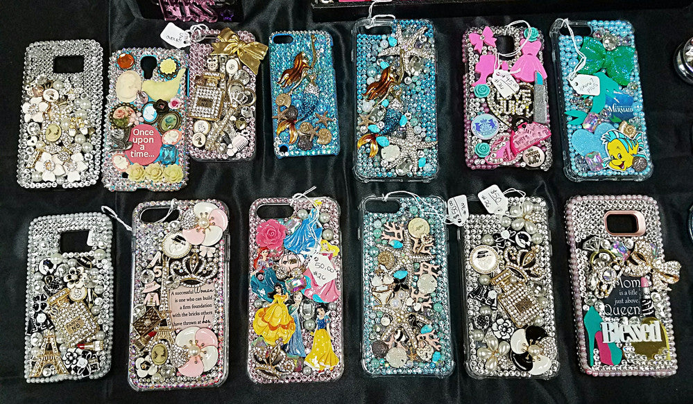 Takes 2-3 weeks to receive your case. Please contact me for any questions on ordering a case ♡