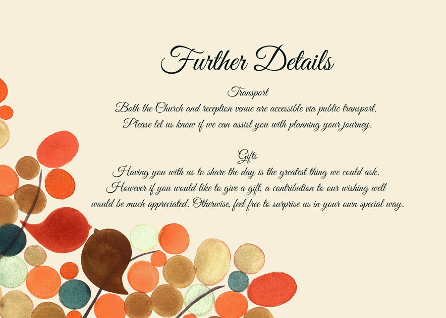 Wedding Invitations and Guest Book Set - Reviewed by Elise Akbacak