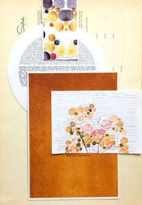 Custom Ketubah Study > post eden collage