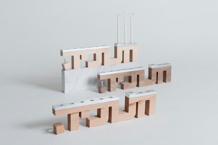 Modern and Contemporary Hanukkah Menorah Roundup