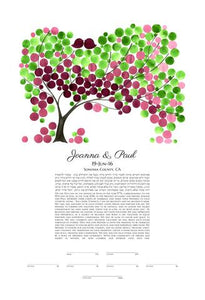 Interfaith Ketubah giclee print Review by Joanna Weiss