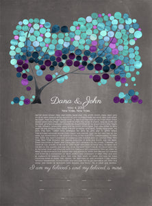 Ketubah and Wedding Guest Book Set - Reviewed by John W