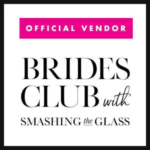 OnceUponaPaper partnerships with Smashing the Glass on the amazing BRIDES CLUB