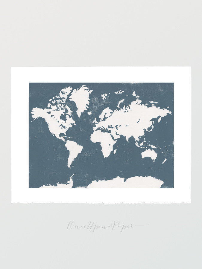 Wedding guest book map poster world map elenaberlo onceuponapaper wedding guest book map poster world map gumiabroncs Image collections