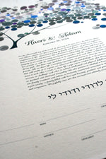 Load image into Gallery viewer, Wedding Ketubah - Under the Chuppah