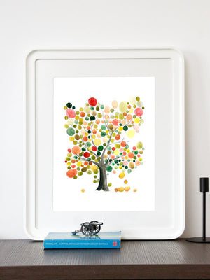MASTER TREE OF LIFE art print