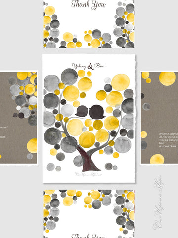 DIY Printable Wedding Invitation Design Package - Tag Design, Envelope, Info Card, Save the Date, Wedding Invitations, RSVP