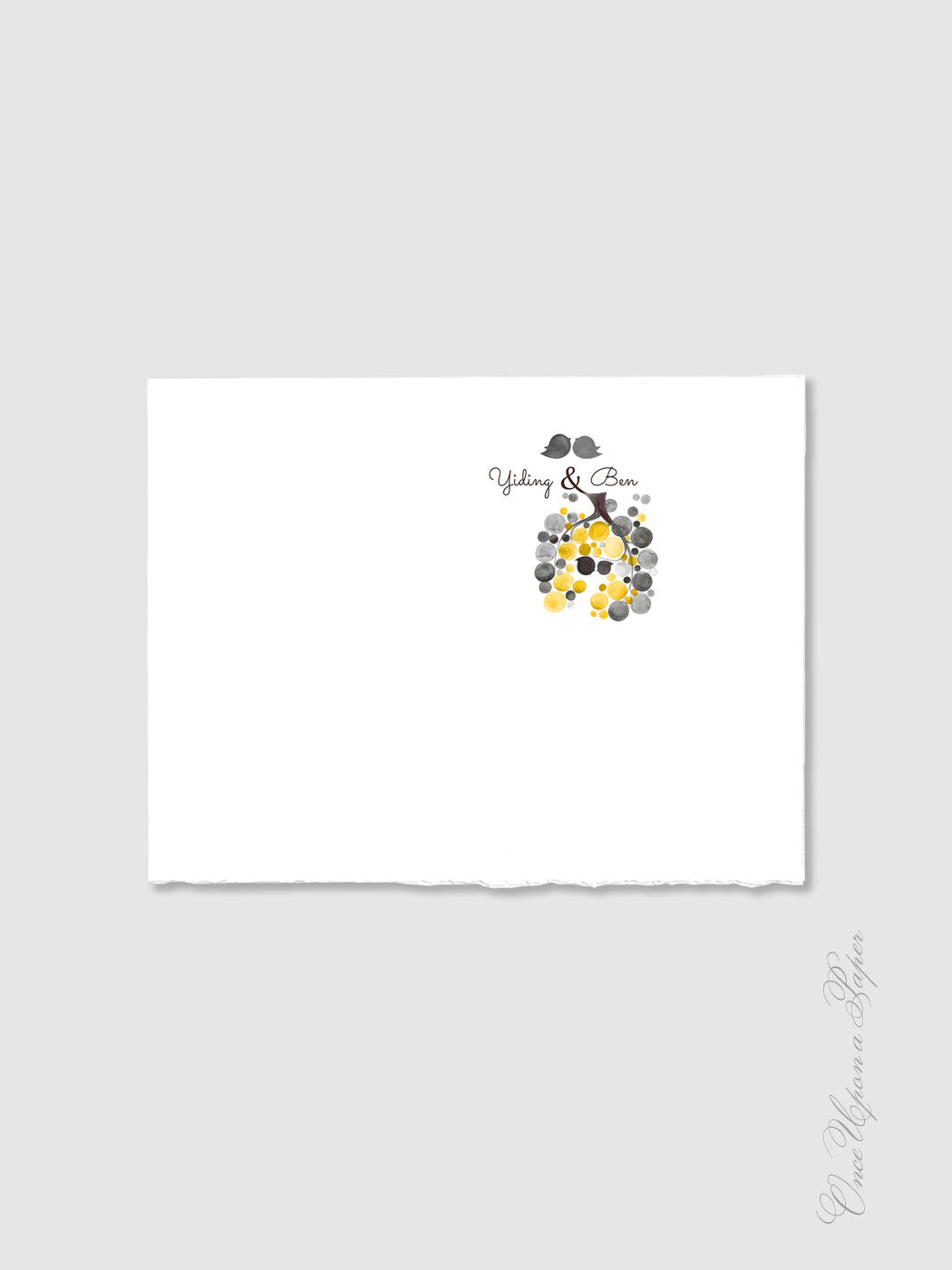 Wedding Envelope Card Design - DIY Printable Custom Wedding ...