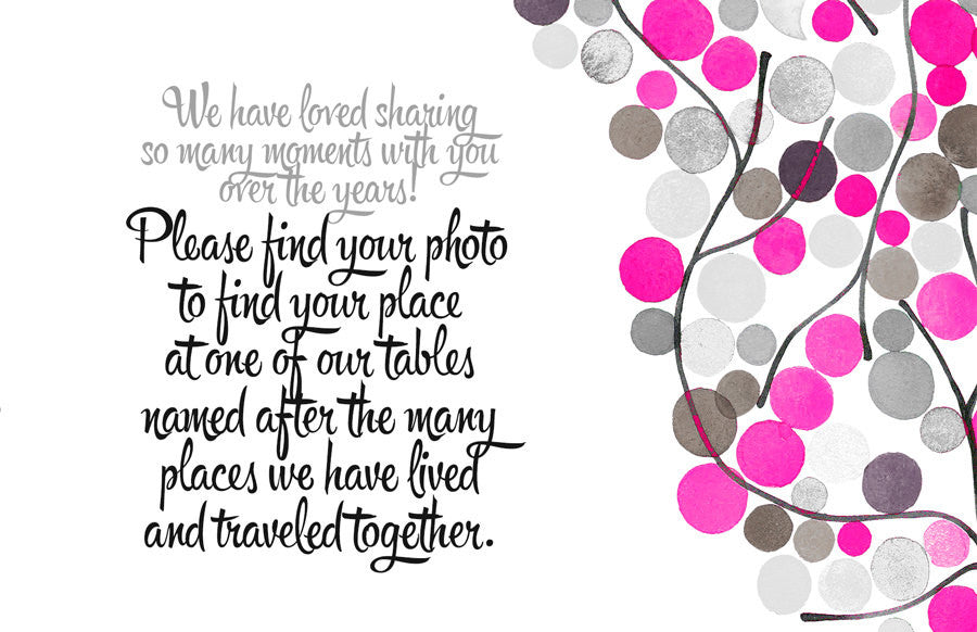 photograph about Printable Wedding Card named Printable Marriage ceremony Signage Poster Package deal - Welcome Indication, Favour Indication, Menu Card, Escort Indicator, Desk standing Indicator - Wedding ceremony Invitation Playing cards
