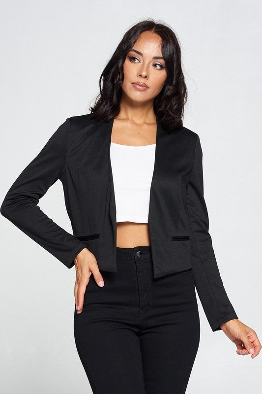 Flirty Fit Jacket