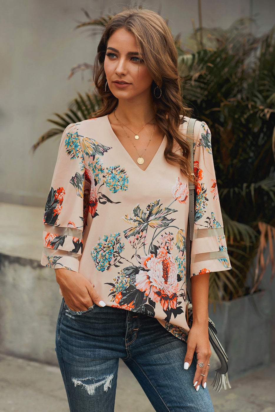 The Lily Blouse