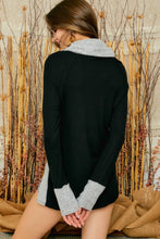Load image into Gallery viewer, Cozy Cowlneck Sweater