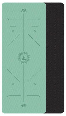 YOGA MAT SESNSATION (DOUBLE SIDED)
