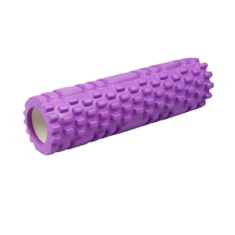 YOGA & PILATES FOAM ROLLER