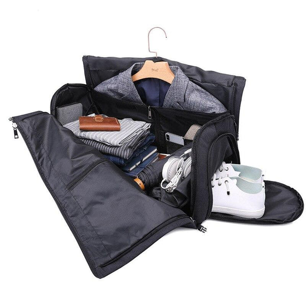 Travel Garment  Duffel Bag with Shoulder Strap