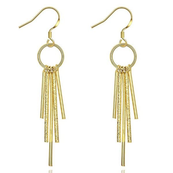 Wind Chime Drop Earrings