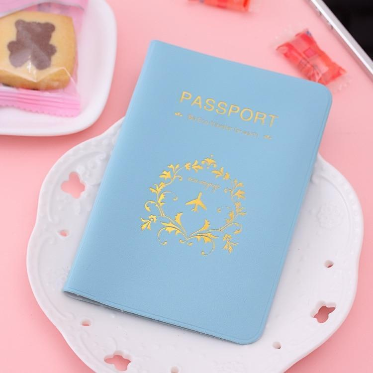 Passport and Travel ID Holder
