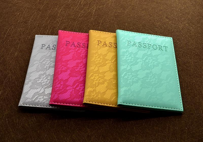 Lacey Rose Passport Cover