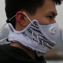 Load image into Gallery viewer, Custom Yezzy 350 Snkeaer Sport Mask