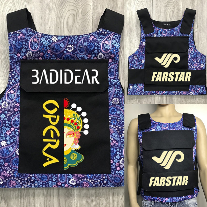 FARSTAR VEST CUSTOMIZED