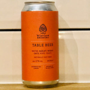 Load image into Gallery viewer, Wildcard Brewery - Table Beer