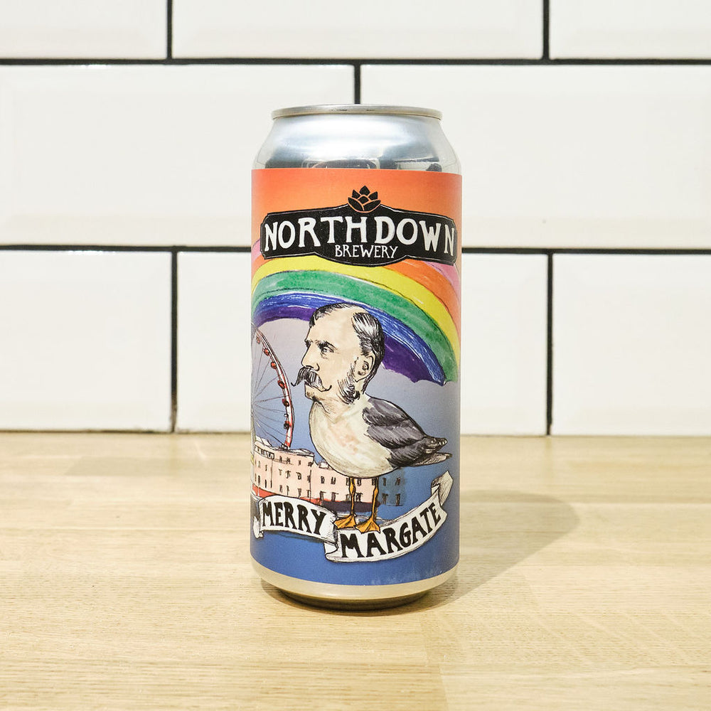 Northdown Brewery - Merry Margate