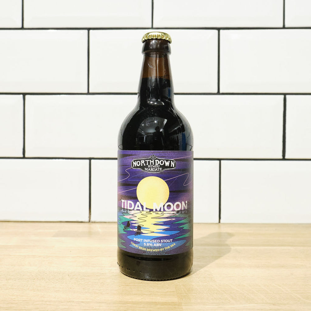 Northdown Brewery - Tidal Moon