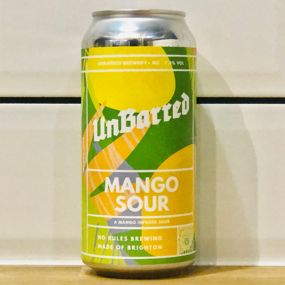 Unbarred - Mango Sour