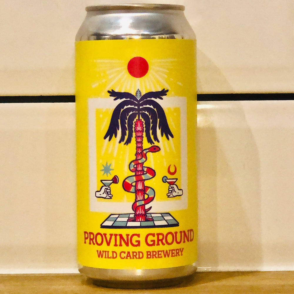Wildcard Brewery - Proving Ground