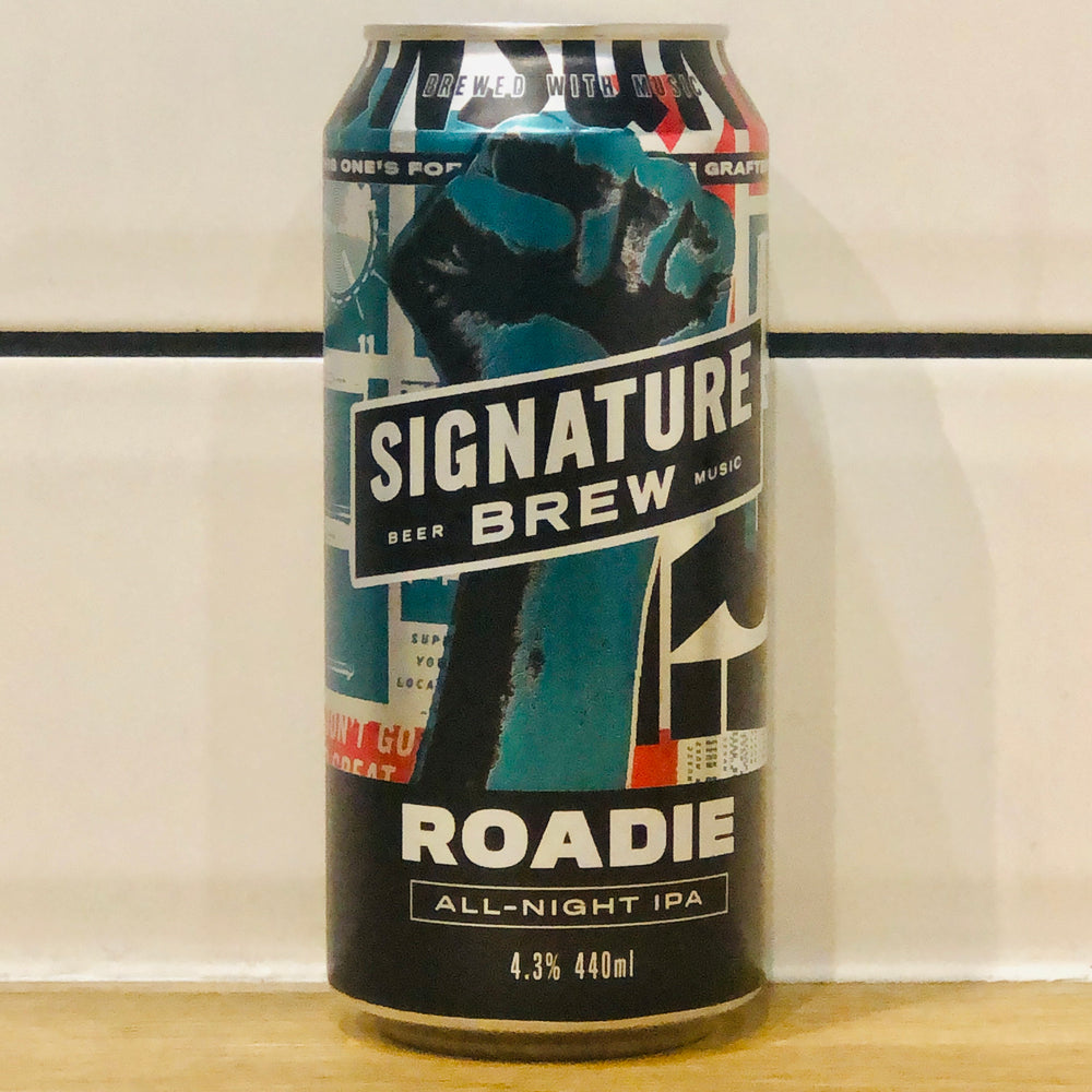 Signature - Roadie