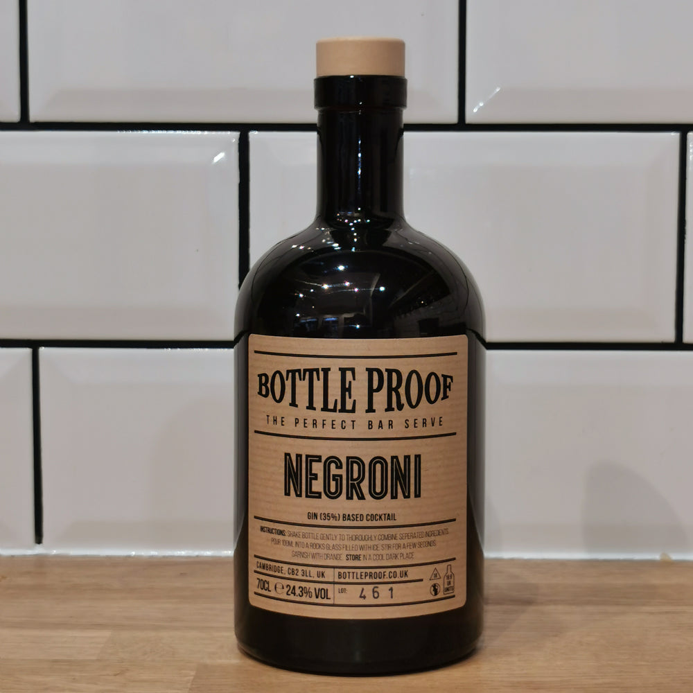Bottle Proof - Negroni