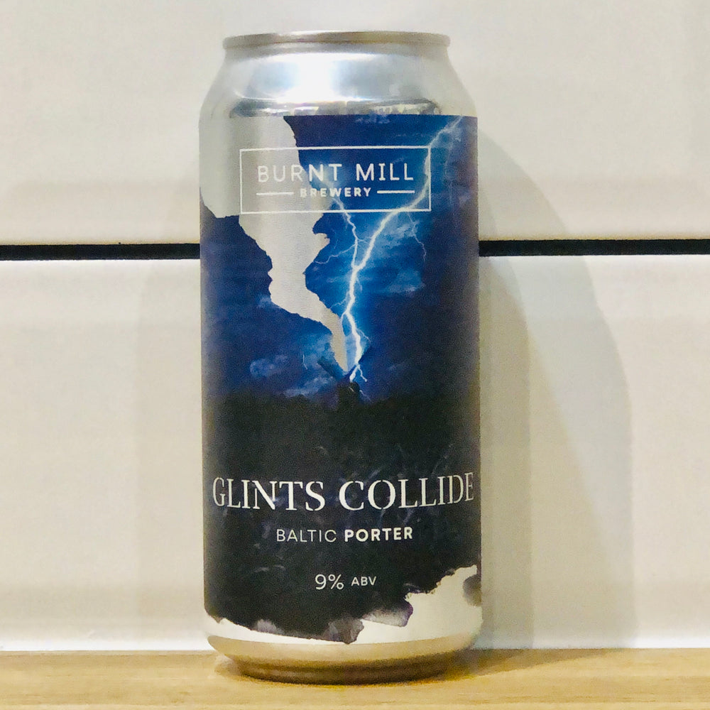 Burnt Mill - Glints Collide
