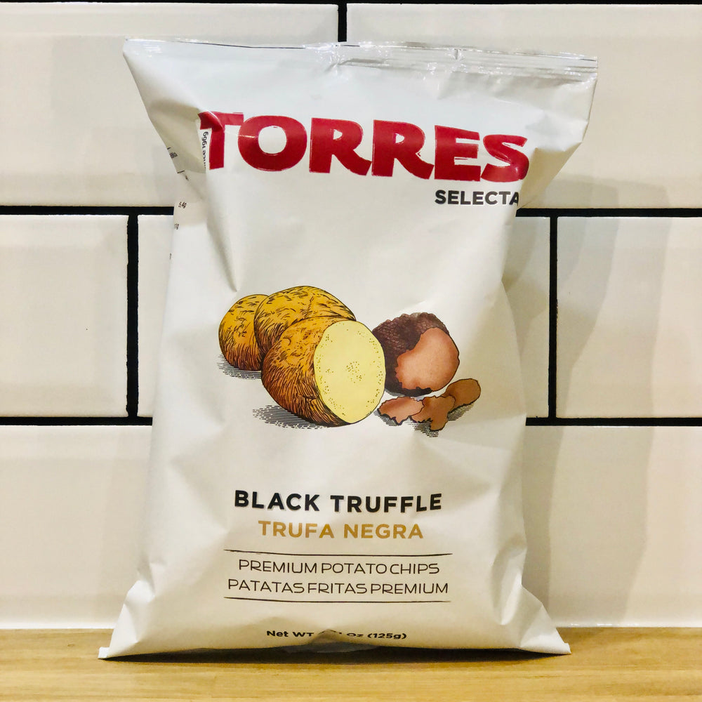 Torres -  Black Truffle Premium Potato Chips