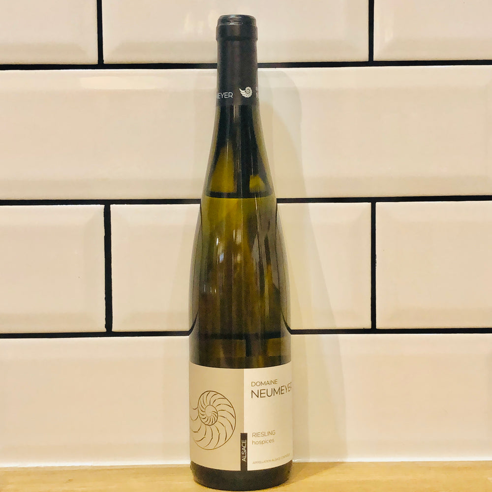 Gerard Neumeyer - Alsace Riesling Hospices 2019