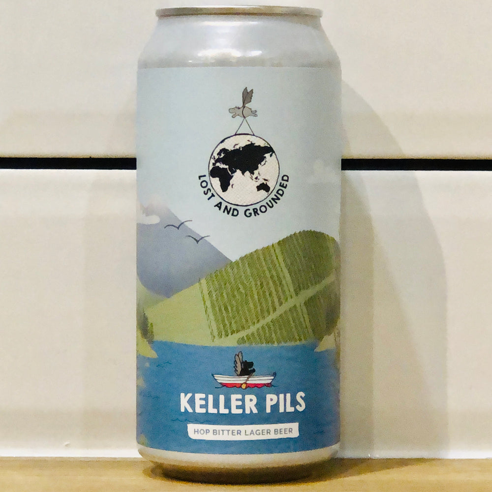 Lost and Grounded - Keller Pils