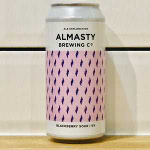 Load image into Gallery viewer, Almasty Brewing Co - Blackberry Sour