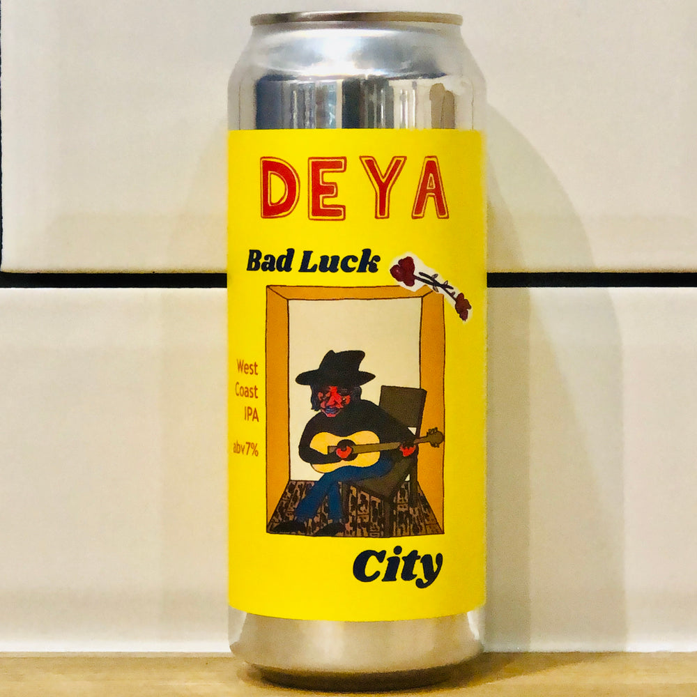 Deya - Bad Luck City