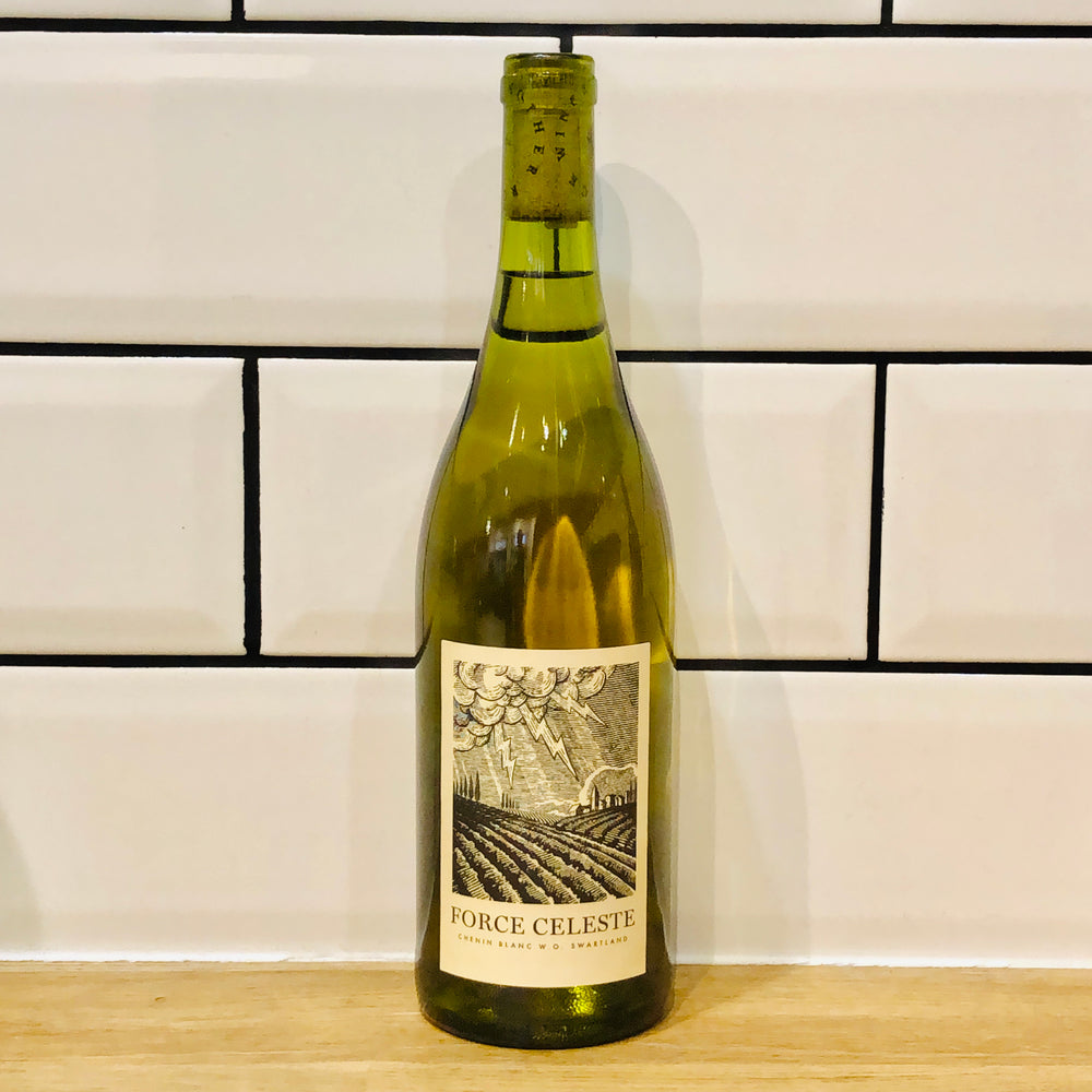 Mother Rock - Force Celeste - Chenin Blanc 2019