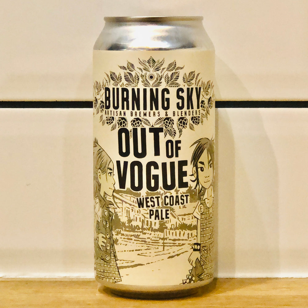 Burning Sky - Out Of Vogue