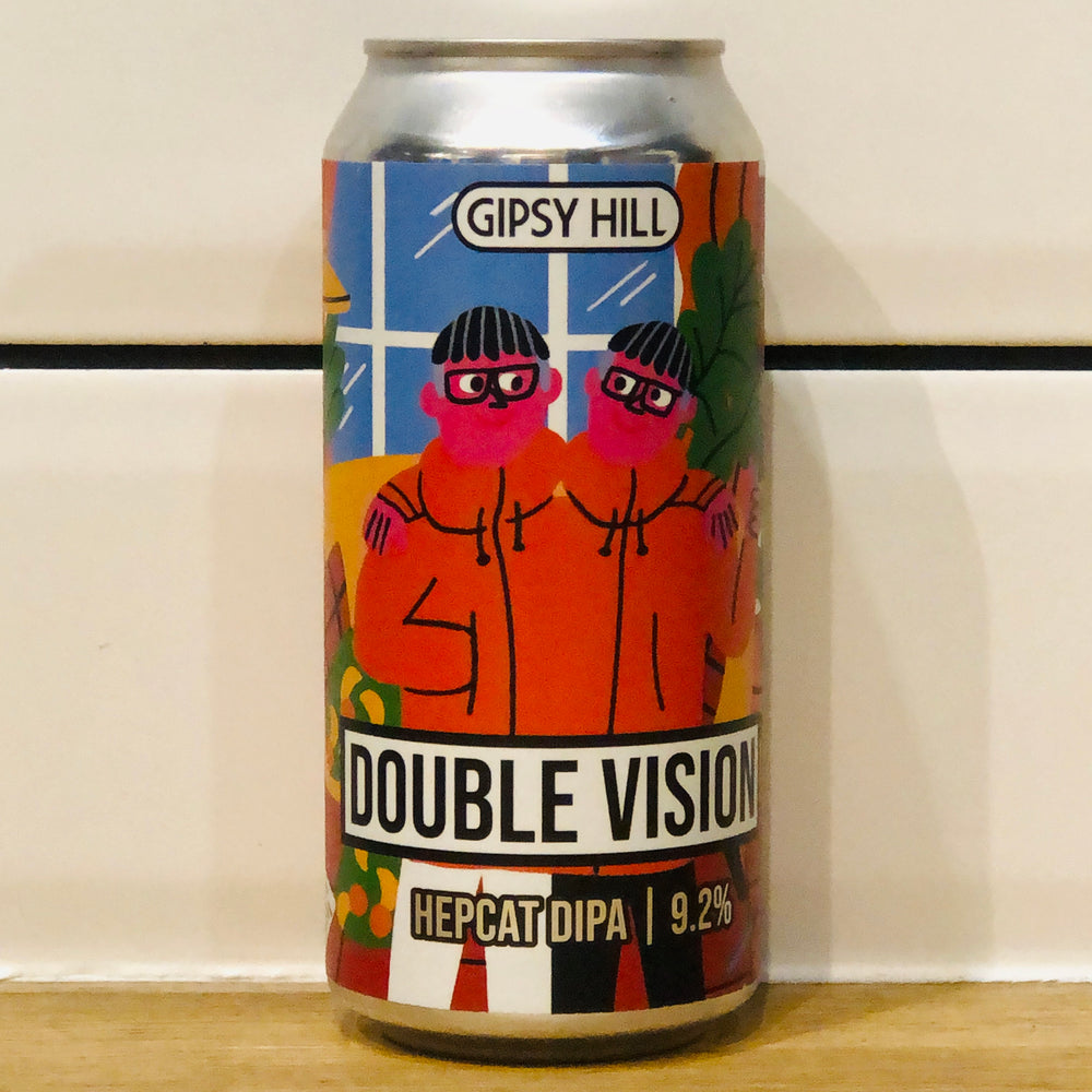 Gipsy Hill - Double Vision