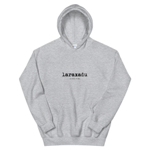 "Load image into Gallery viewer, ""In Memory of Joao"" Unisex Hoodie"